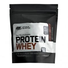 Optimum Nutrition Protein Whey Schoko, Pulver