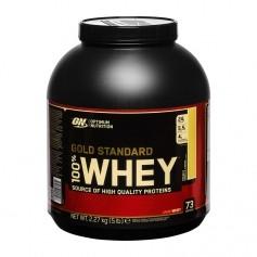 Optimum Nutrition 100 % Whey Gold Standard Protein Crème Vanille Française, Poudre