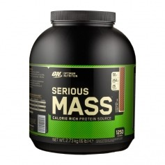Optimum Nutrition Serious Mass Chocolate Peanut Butter, Pulver