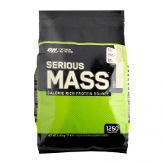 Optimum Nutrition Serious Mass Vanilla, Pulver