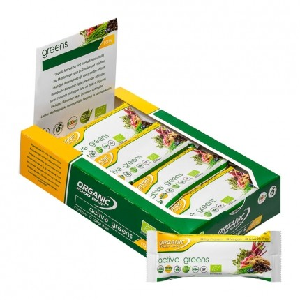 Organic Food Bar Bio Active Greens