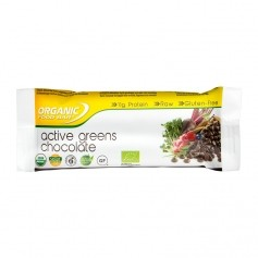 Organic Food Bar Active Gr Choco 7