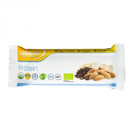 Organic food bar protein bar organic natural protein intake for Organic food bar