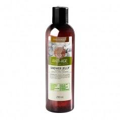 Organique Anti-Age Showergel mit Arganöl und Perlenextrakt