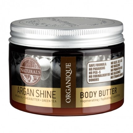 ORGANIQUE Argan Shine Körperbutter