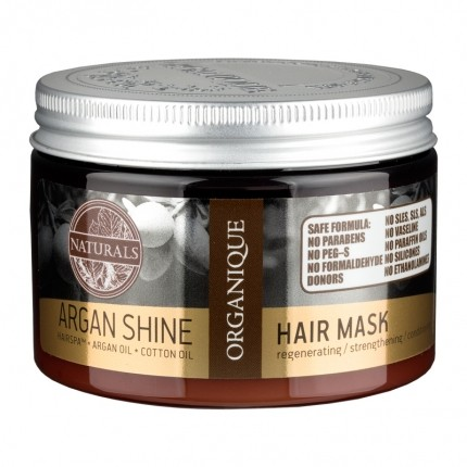 ORGANIQUE Argan Shine Haarmaske