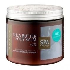 Organique Körperbalsam mit Sheabutter und Milch