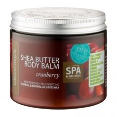 Organique Körperbalsam mit Sheabutter und Cranberry