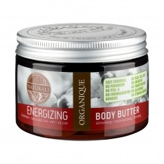 Organique Energizing Anti Cellulite Body Butter mit Sheabutter