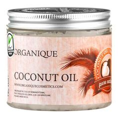 Organique Coconut Oil Kokosöl