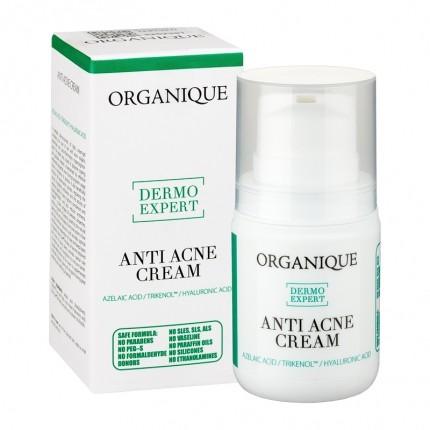 cr me cr me anti acn de organique pour l 39 acn. Black Bedroom Furniture Sets. Home Design Ideas