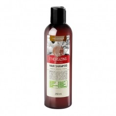 Organique Energising Shampoo with Guarana and Papaya