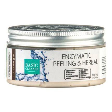 Organique Enzymatic Herbal Scrub