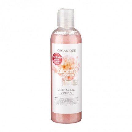 ORGANIQUE mildes Shampoo mit Keratin