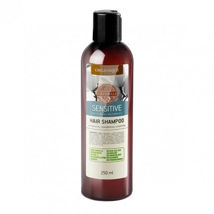 ORGANIQUE Sensitive Hair Shampoo