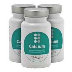 3 x OrthoDoc Calcium, Kapseln