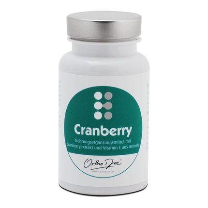 3 x OrthoDoc Cranberry, Kapseln