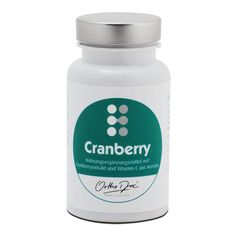 OrthoDoc Cranberry, Kapseln