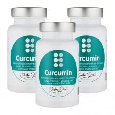3 x OrthoDoc Curcumin, Kapseln