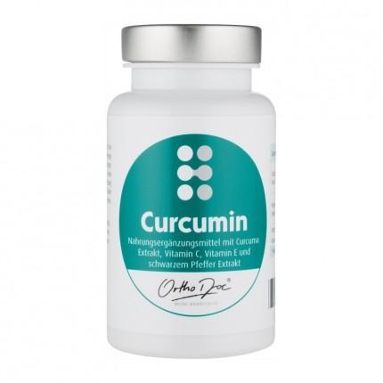 OrthoDoc Curcumin, Kapseln