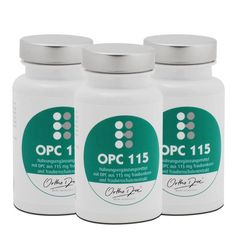3 x OrthoDoc OPC 115, Kapseln