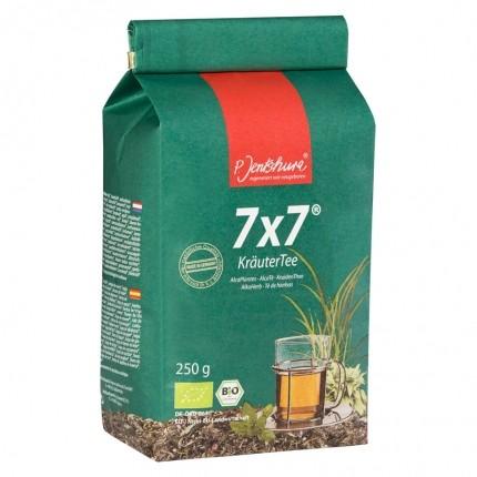 P. Jentschura Bio 7x7®, Kräutertee, lose