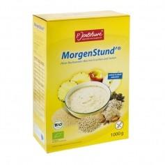 P. Jentschura Bio Morgenstund®, Hirse-Buchweizen, Brei