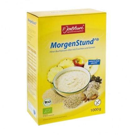 P. Jentschura, Morgenstund bouillie de millet et sarrasin