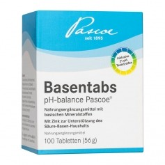 Pasco pH-Balance Base Tabs