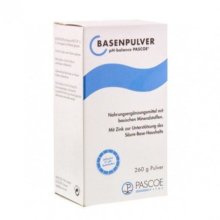 Pascoe Basenpulver pH-balance, Pulver