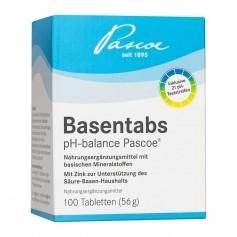 Pascoe, Basentabs pH-balance