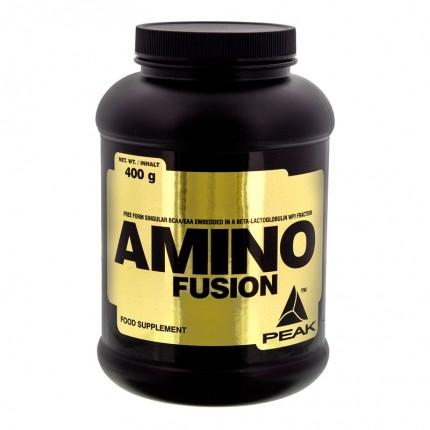 Peak Amino Fusion, Tropical Punch, Pulver