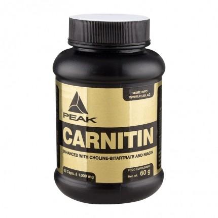 Peak Carnitin, Kapseln