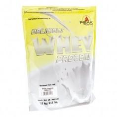 Peak Delicious Muscle Whey Protein Schoko Milchshake, Pulver