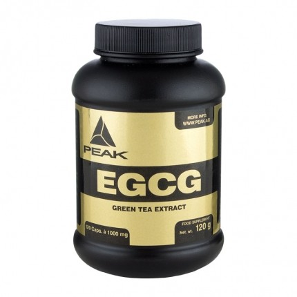 Peak Grüntee Extrakt - EGCG, Kapseln