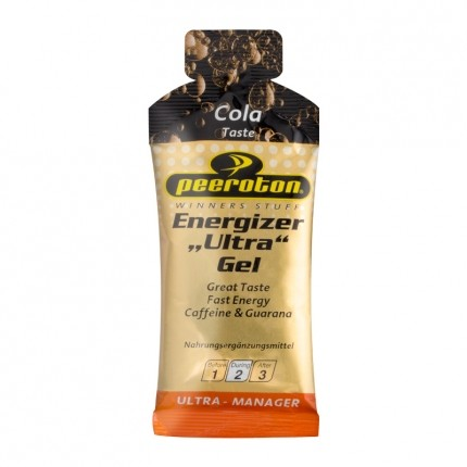 Peeroton Energizer Ultra Gel, Cola (40 g)