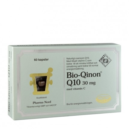 Pharma Nord Bio-Qinon Q10 30mg 60k