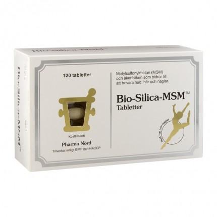 Pharma Nord Bio-Silica MSM 120t