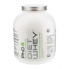PhD Diet Whey Vanilla, pulver
