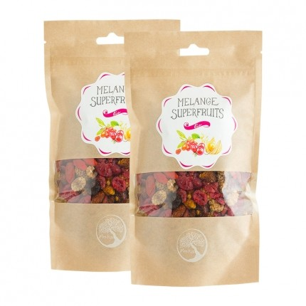Philia, Mélange de superfruits bio, lot de 2