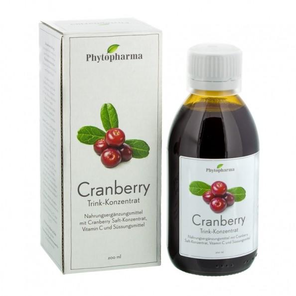 phytopharma cranberry trink konzentrat jetzt hier kaufen. Black Bedroom Furniture Sets. Home Design Ideas