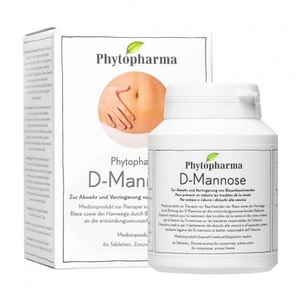 Phytopharma D-Mannose, Lutschtabletten