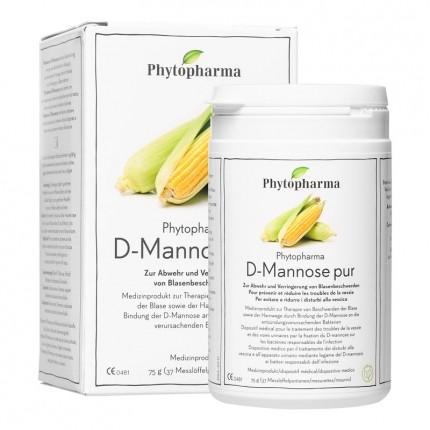D-Mannose pur (75 g)