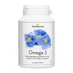 Phytopharma Omega 3  Kapseln