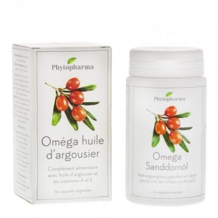 Omega Sanddornöl (80 Kapseln)