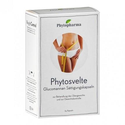 Beavita Sättigungskapseln & Phytopharma Phytosvelte