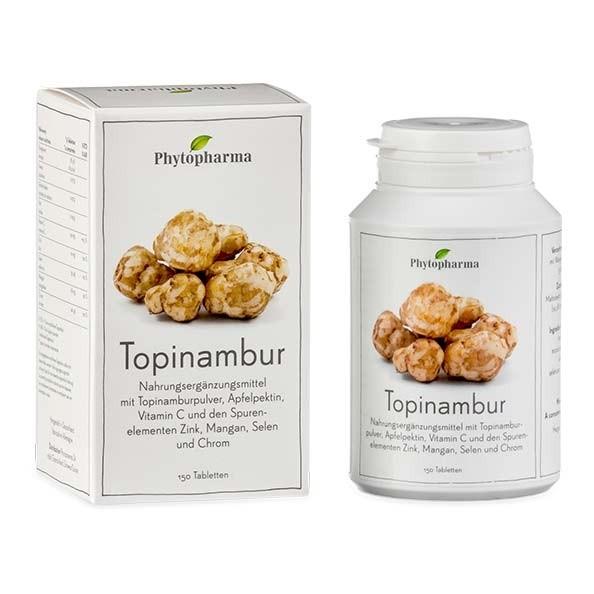 Phytopharma Topinambour comprimés à acheter sur nu3