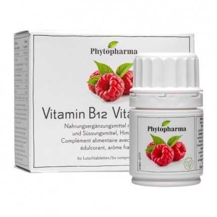 Phytopharma Vitamin B12, Lutschtabletten