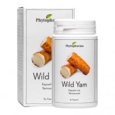 Phytopharma Wild Yam, Kapseln