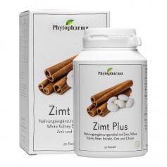Phytopharma Zimt Plus, Kapseln